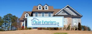 Exterior House Cleaning and House Washing in Nanaimo