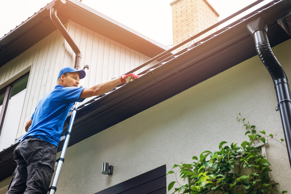 Gutter Cleaning Nanaimo